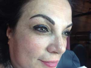 permanent eyeshadow and brows and blush 0 Look Image School RI FL